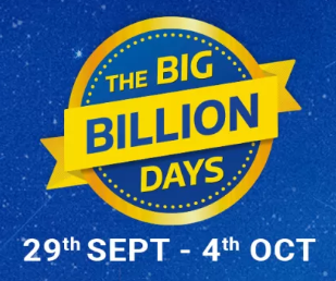 Read more about the article Flipkart Sale: The Big Billion Days Start From 29th Sep