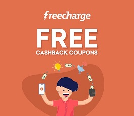 Read more about the article Today Recharge Offer – Flat Rs.50 On Mobile Recharge From Freecharge (Account Specific)