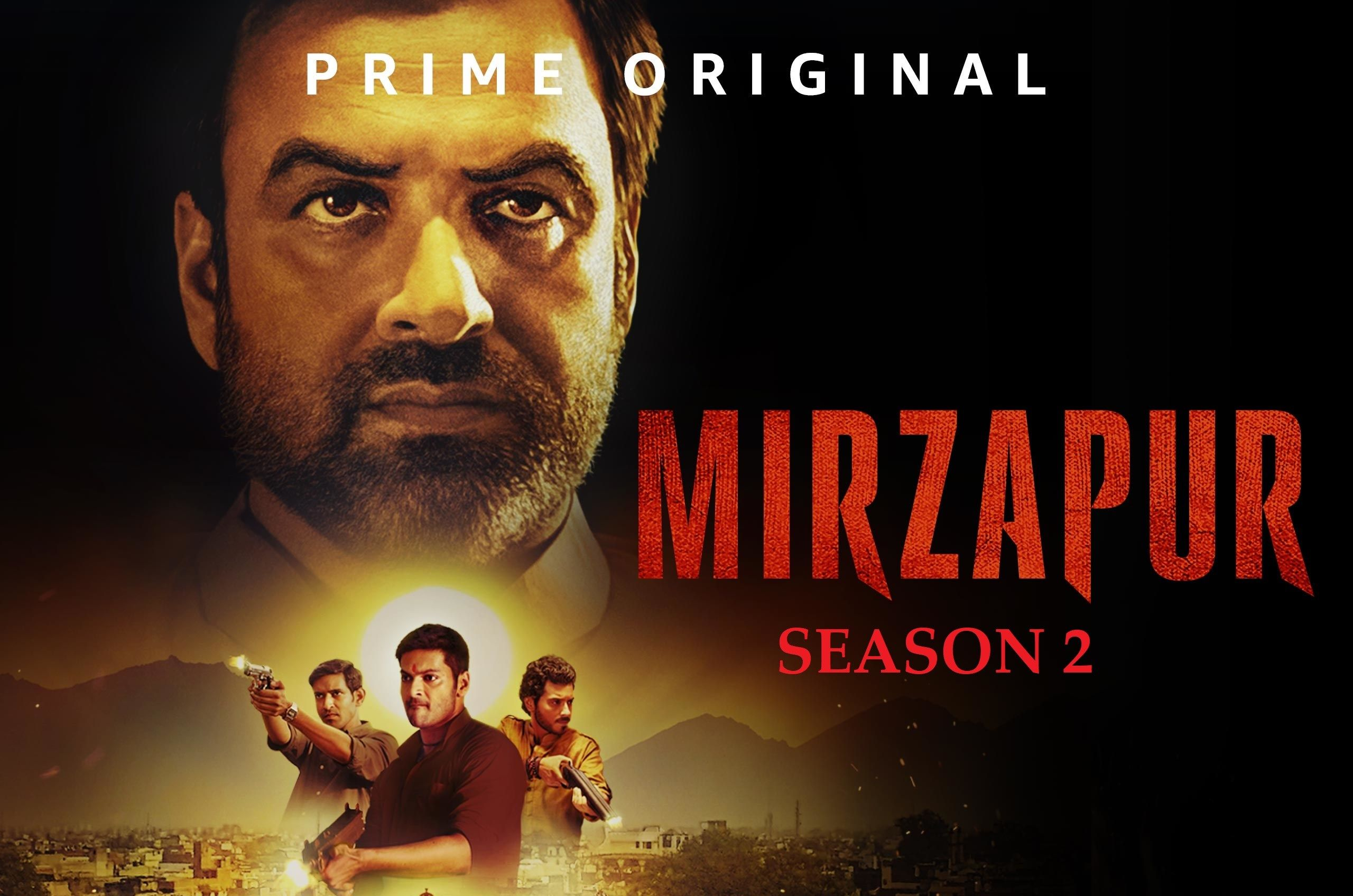 Read more about the article Free Amazon Prime Membership – Watch Mirzapur 2 Web Series Free Of Cost